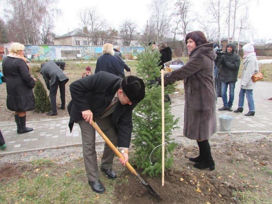 У Новограді-Волинському відбулось відкриття еколого-натуралістичного парку, фото-5