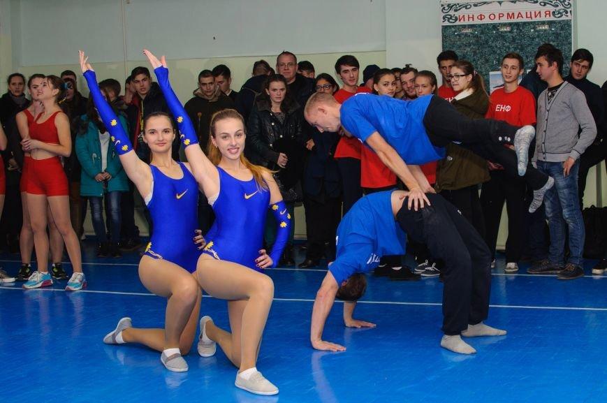 Студенты показали силу и выносливость на соревнованиях по аэробике в ТГАТУ, фото-4