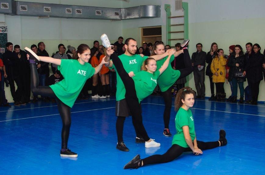 Студенты показали силу и выносливость на соревнованиях по аэробике в ТГАТУ, фото-3