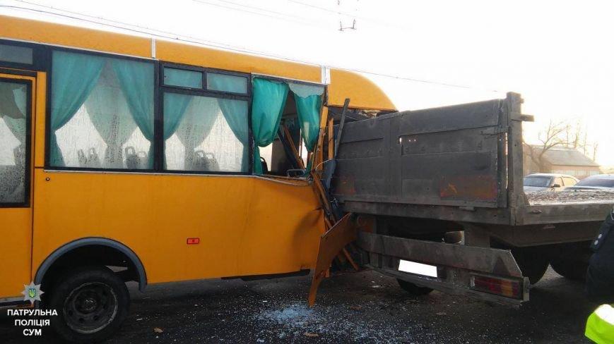 В Сумах произошло тройное ДТП (ФОТО), фото-3