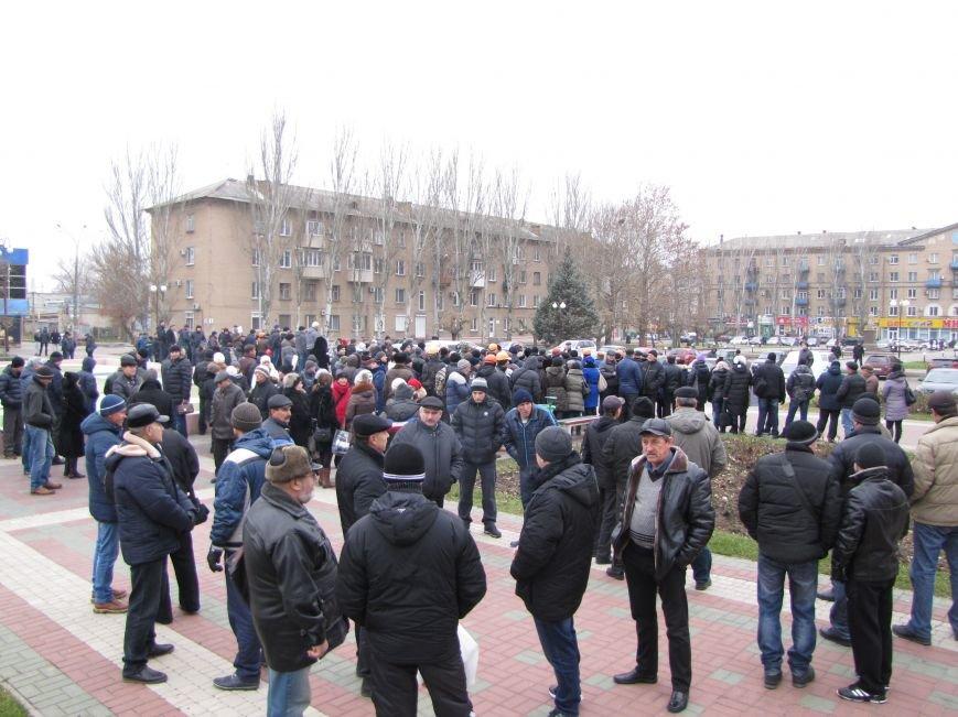 Мелитопольские энергетики остались неуслышанными и собираются на митинг в столицу (фото, видео), фото-5