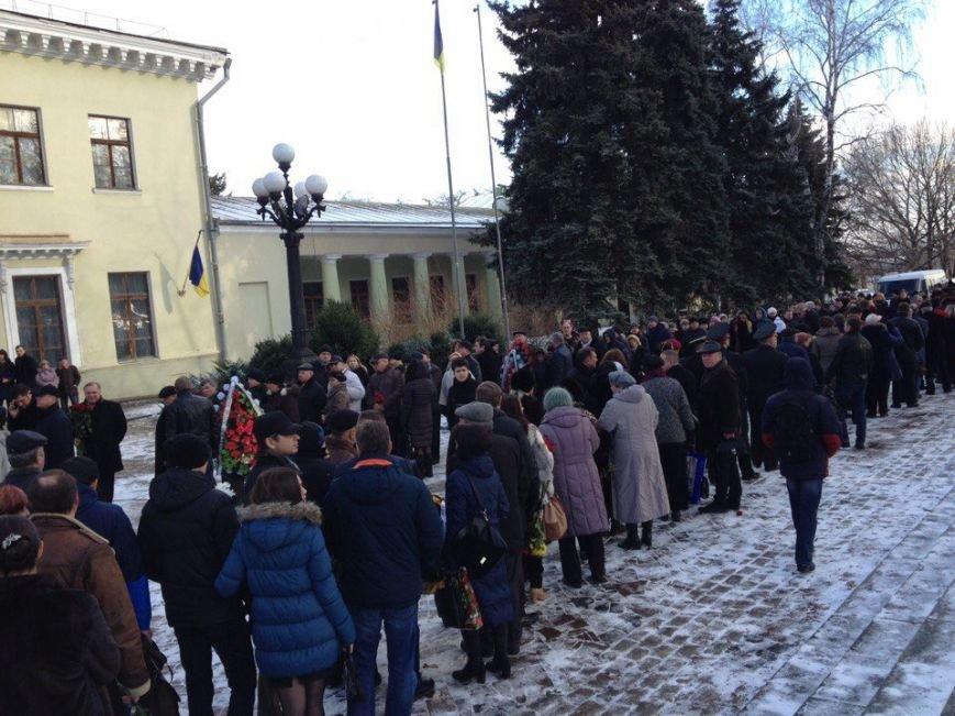 В Днепре простились с ректором Медакадемии (ФОТО), фото-2