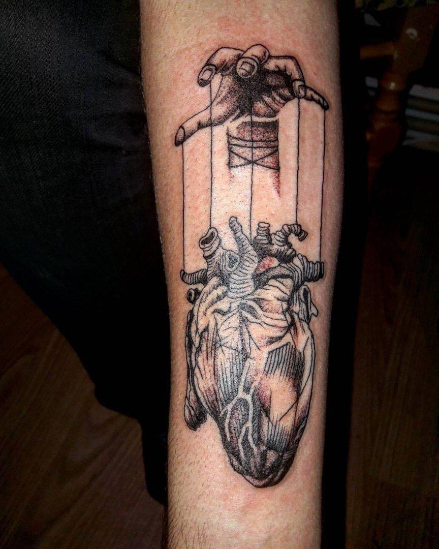 Куди дзвонити, якщо захотілося набити татуювання. Огляд відомих тату-художників Франківська, фото-9