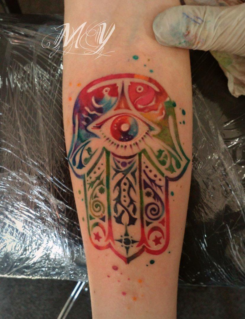 Куди дзвонити, якщо захотілося набити татуювання. Огляд відомих тату-художників Франківська, фото-22