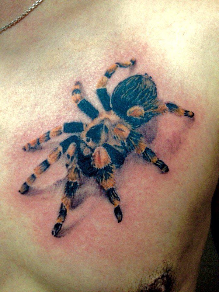 Куди дзвонити, якщо захотілося набити татуювання. Огляд відомих тату-художників Франківська, фото-17
