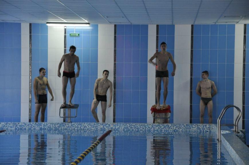Студенты УИПА соревновались в плавании (ФОТО), фото-1
