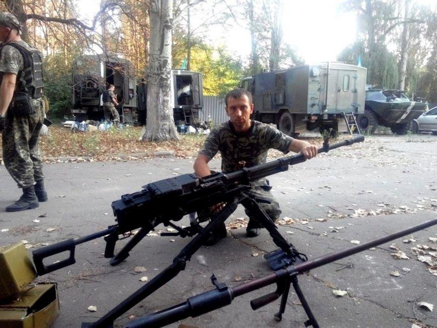 Как ВСУ освобождали Красногоровку, фото-1