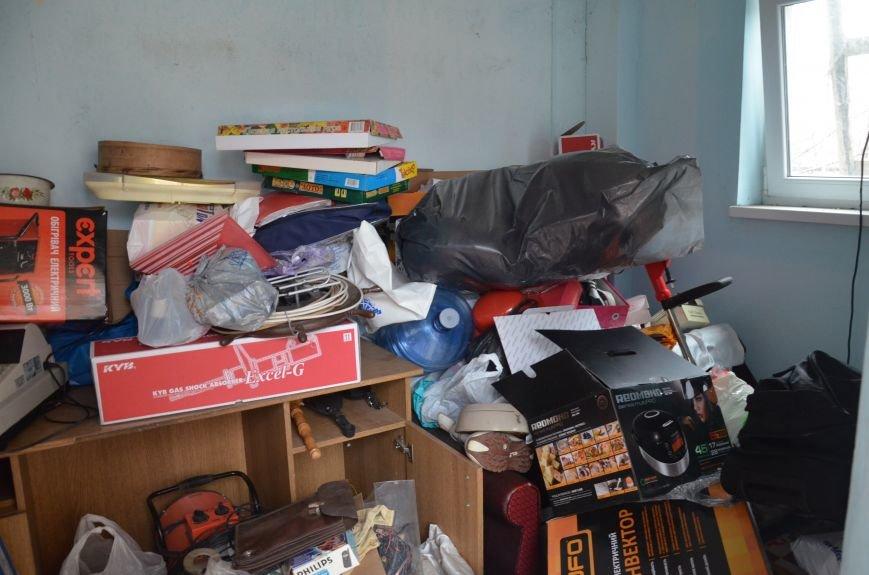 В Мариуполе в доме у члена партии «Батьківщина» с нарушениями искали оружие и взрывчатку (ФОТО+ВИДЕО), фото-2