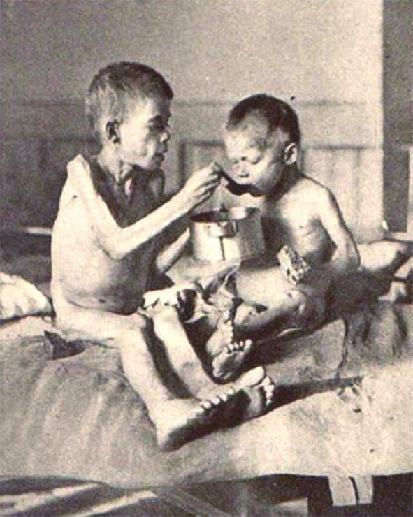 Теодор_Ініцер_Голодомор_1933
