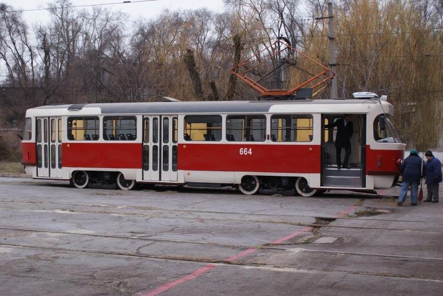 """В Каменском КП """"Трамвай"""" исполнился 81 год, фото-5"""