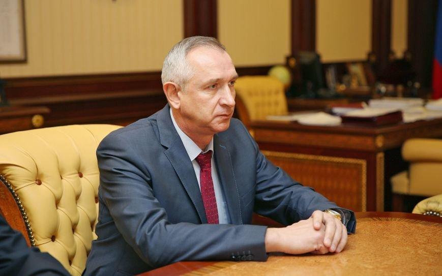 Аксёнову представили назначенного начальника транспортной полиции Крыма (ФОТО), фото-2