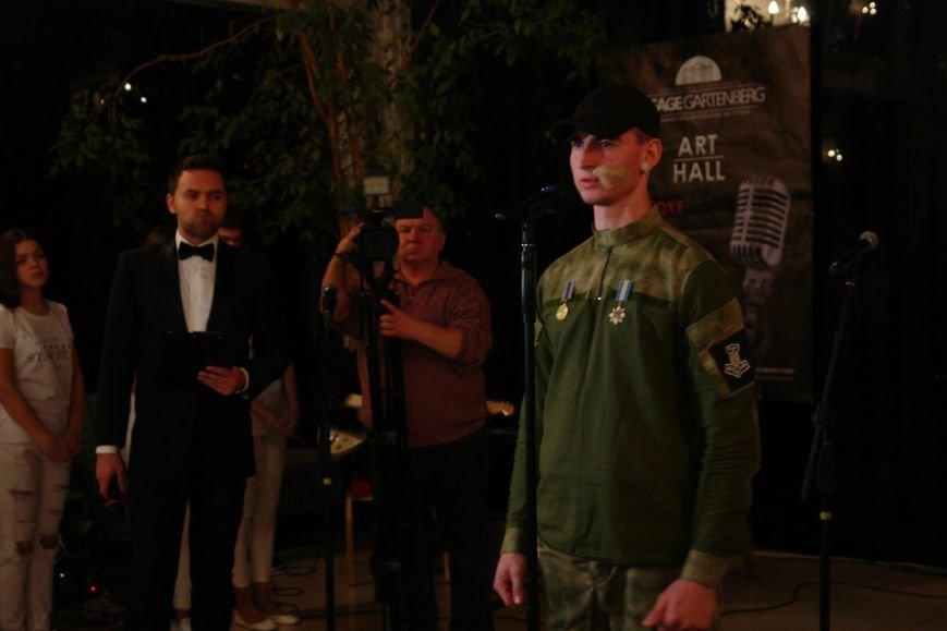 На підтримку пораненим бійцям АТО у Франківську провели благодійний аукціон (ФОТО+ВІДЕО), фото-8