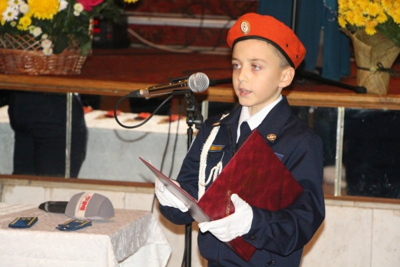 В Симферополе состоялся Кадетский бал (ФОТО), фото-1