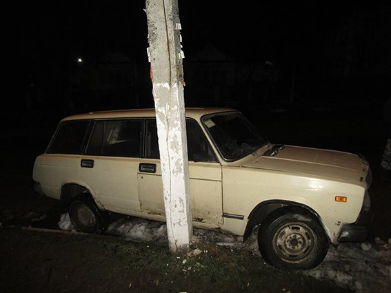 Викрадача автомобіля затримали через кілька хвилин після заяви про викрадення (ФОТО), фото-1