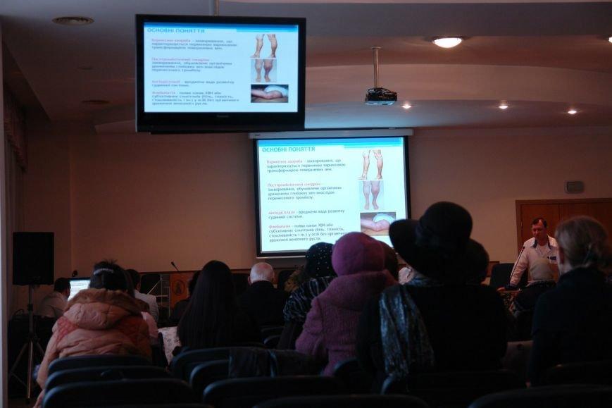 Франківчанам в доступній форм пояснювали, як зберегти здоров'я своїх судин (ФОТО), фото-3