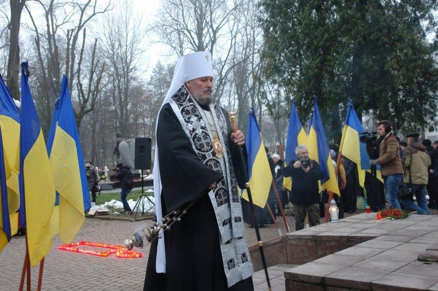 Івано-Франківськ вшанував пам'ять жертв Голодомору, запаливши символічні свічки (ФОТО), фото-6