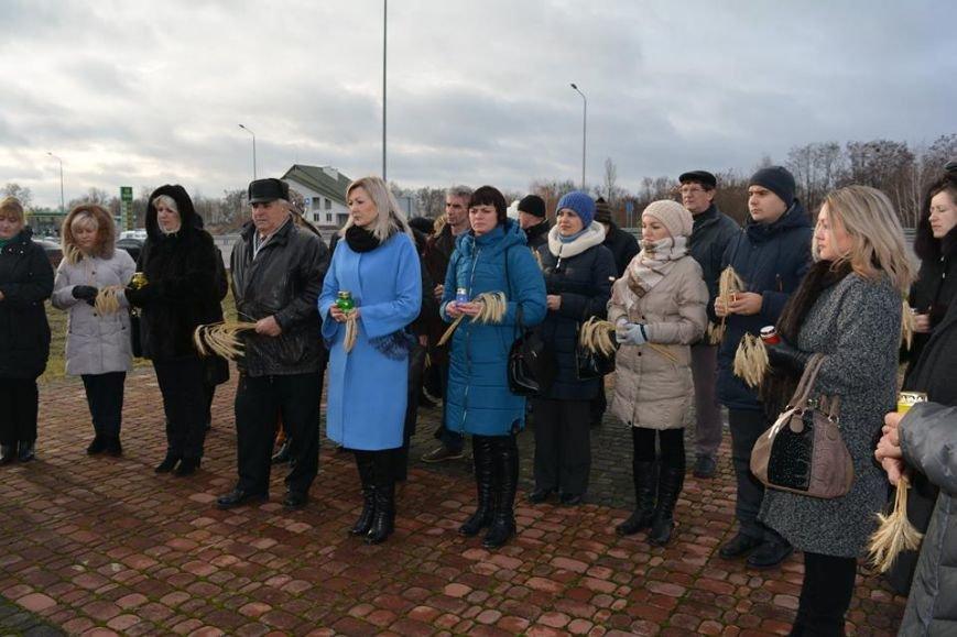 У Новоград-Волинському районі вшанували пам'ять жертв голодоморів, фото-2