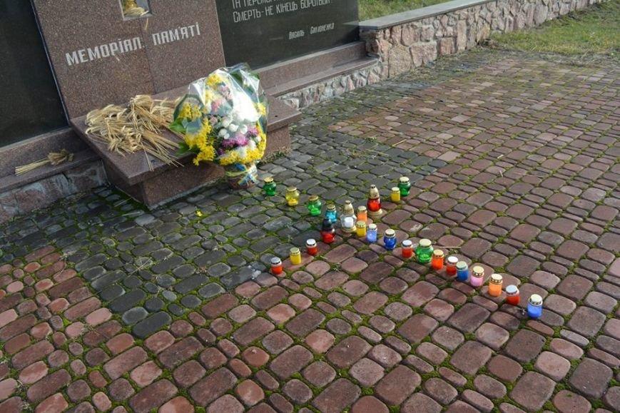 У Новоград-Волинському районі вшанували пам'ять жертв голодоморів, фото-3