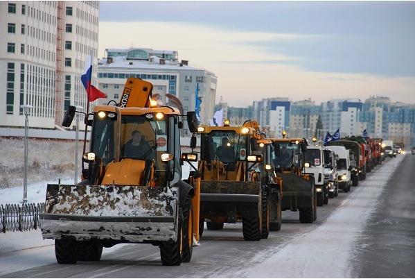 По следам коммунального парада в Салехарде, фото-1