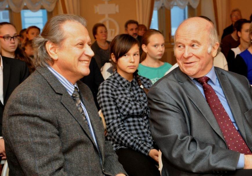 Племянник Буратино приехал в Царскосельский Лицей, фото-3