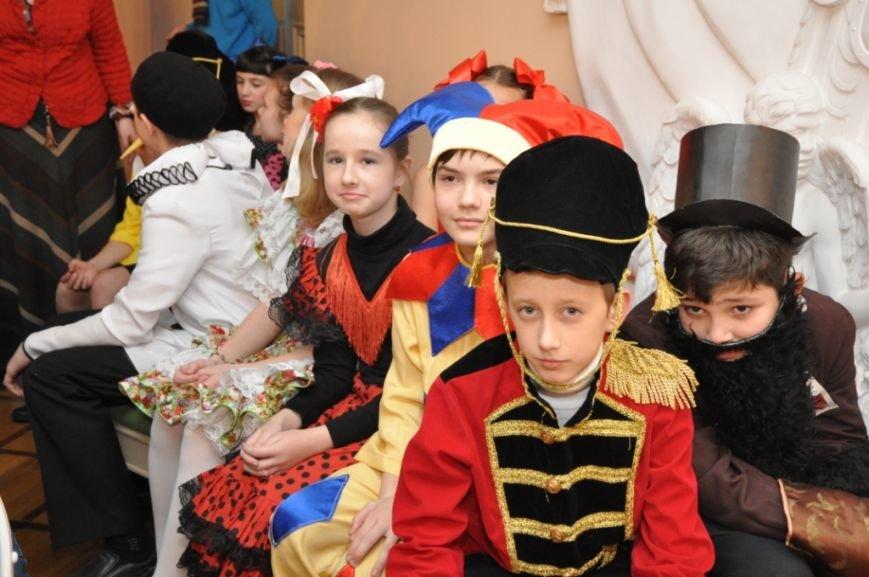 Племянник Буратино приехал в Царскосельский Лицей, фото-2