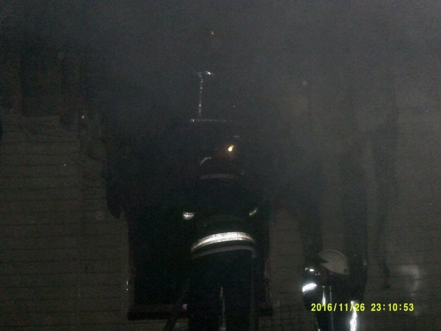 Пожар в Тарасовке, фото-1