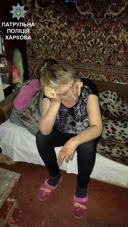 Харьковчанка месяц прожила с трупом мужа и пыталась покончить с собой (ФОТО), фото-1
