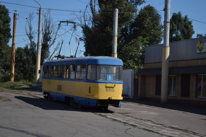 Каменскому не хватает низкопольных трамваев, фото-2