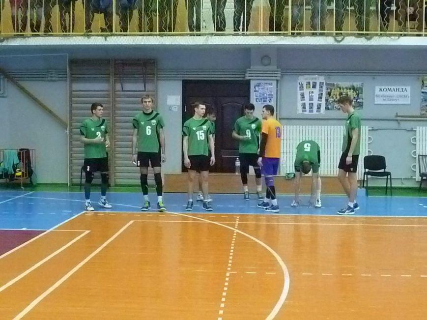 Волейбольный клуб Бахмута «держит марку» (ФОТО), фото-2