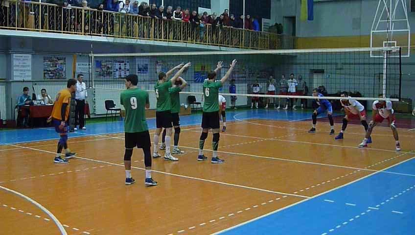 Волейбольный клуб Бахмута «держит марку» (ФОТО), фото-1