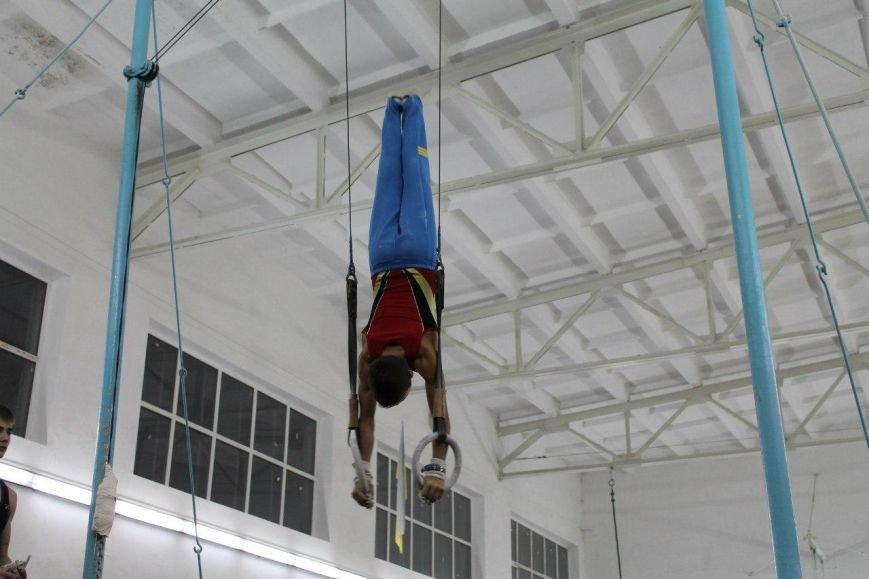 В Сумах состоялось открытое первенство по спортивной гимнастике (ФОТО), фото-1