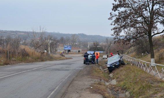 В ДТП на Николаевщине пострадала 23-летняя девушка (ФОТО), фото-2