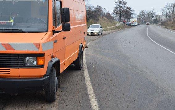 В ДТП на Николаевщине пострадала 23-летняя девушка (ФОТО), фото-1