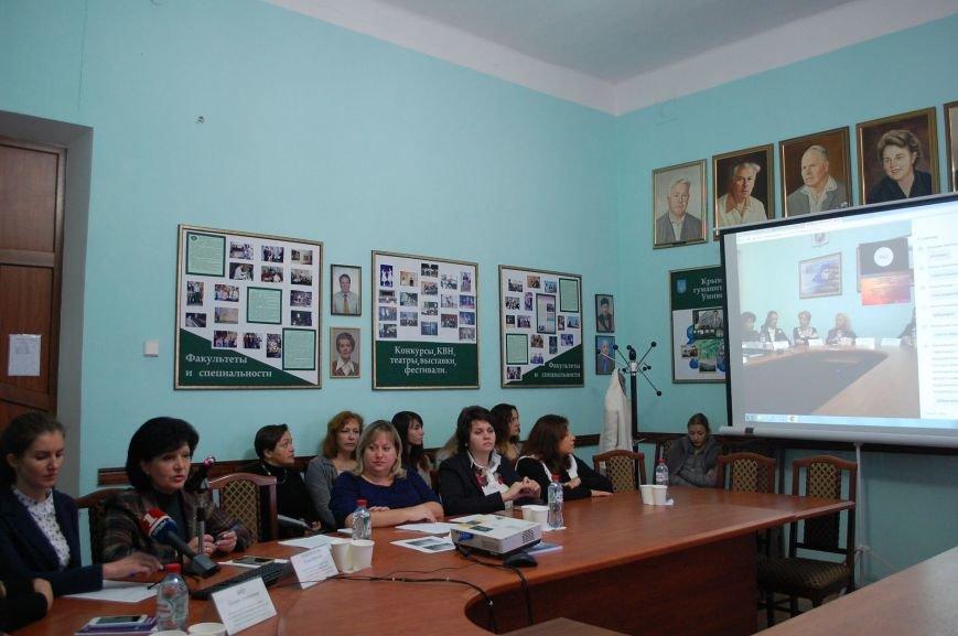 В Ялте прошел вебинар, на котором обсудили адаптацию студентов-инвалидов, фото-1