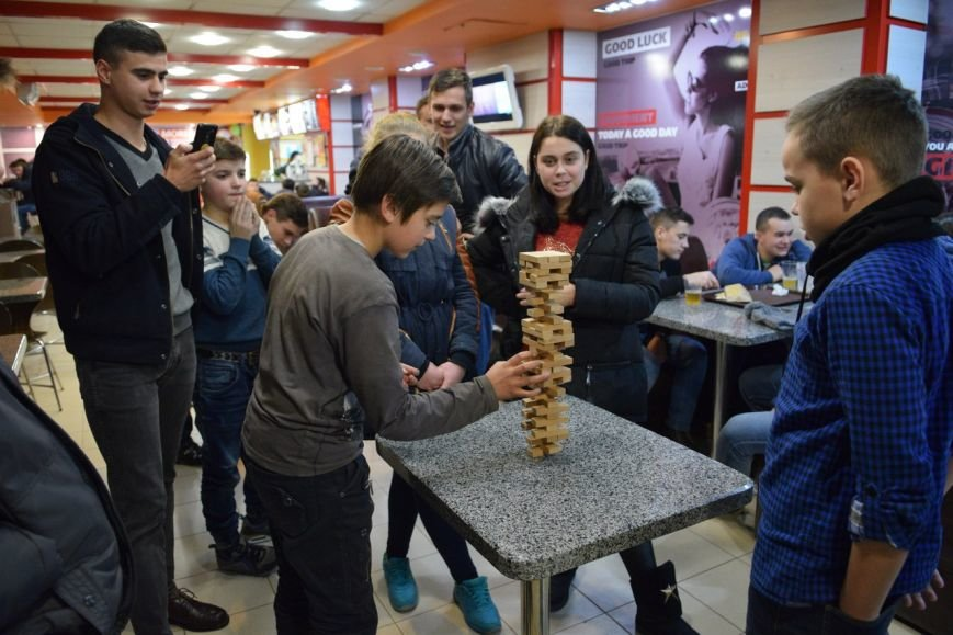 У Кам'янці відбувся II Чемпіонат міста з настільних ігор, фото-1
