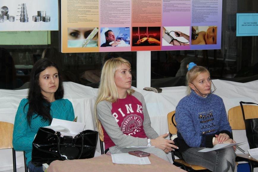 Известная белорусская фирма «Белита — Витэкс» провела бесплатный косметический семинар для николаевцев, фото-3