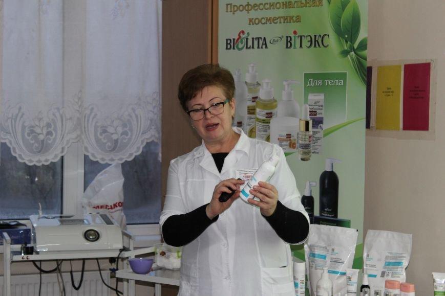 Известная белорусская фирма «Белита — Витэкс» провела бесплатный косметический семинар для николаевцев, фото-9
