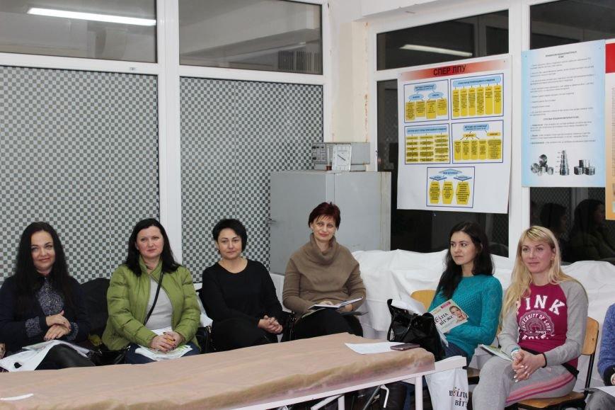 Известная белорусская фирма «Белита — Витэкс» провела бесплатный косметический семинар для николаевцев, фото-6