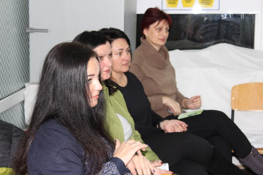 Известная белорусская фирма «Белита — Витэкс» провела бесплатный косметический семинар для николаевцев, фото-4