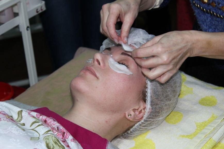 Известная белорусская фирма «Белита — Витэкс» провела бесплатный косметический семинар для николаевцев, фото-22