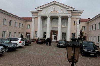 Как выглядит сегодня здание торгово-промышленной палаты в Донецке (ФОТО), фото-4