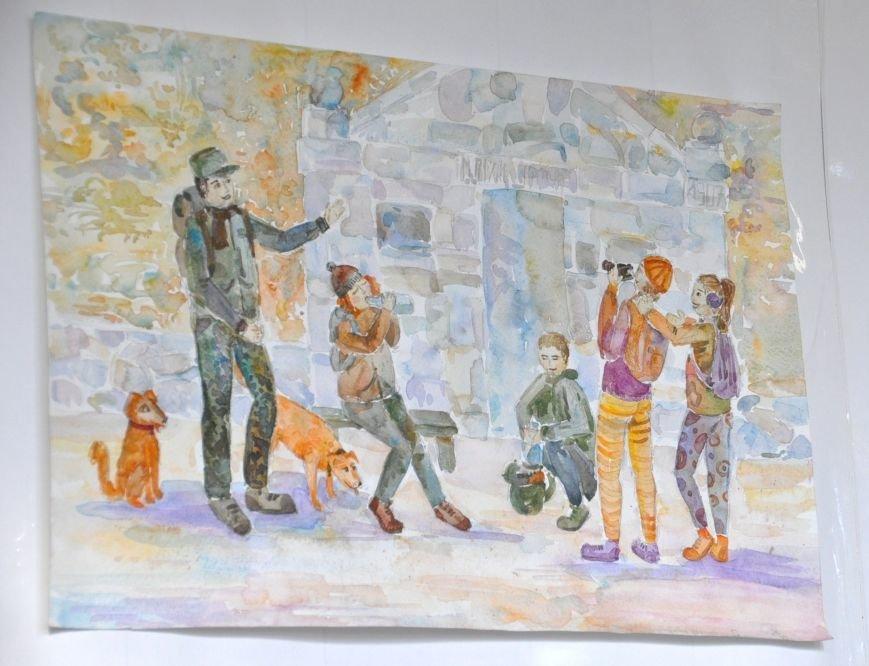 Все для любимых мам, - в Алупке открылись  детские выставки, фото-2