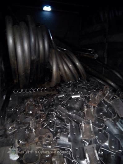 На Сумщине задержали груз древесины и металла без документов (ФОТО), фото-1