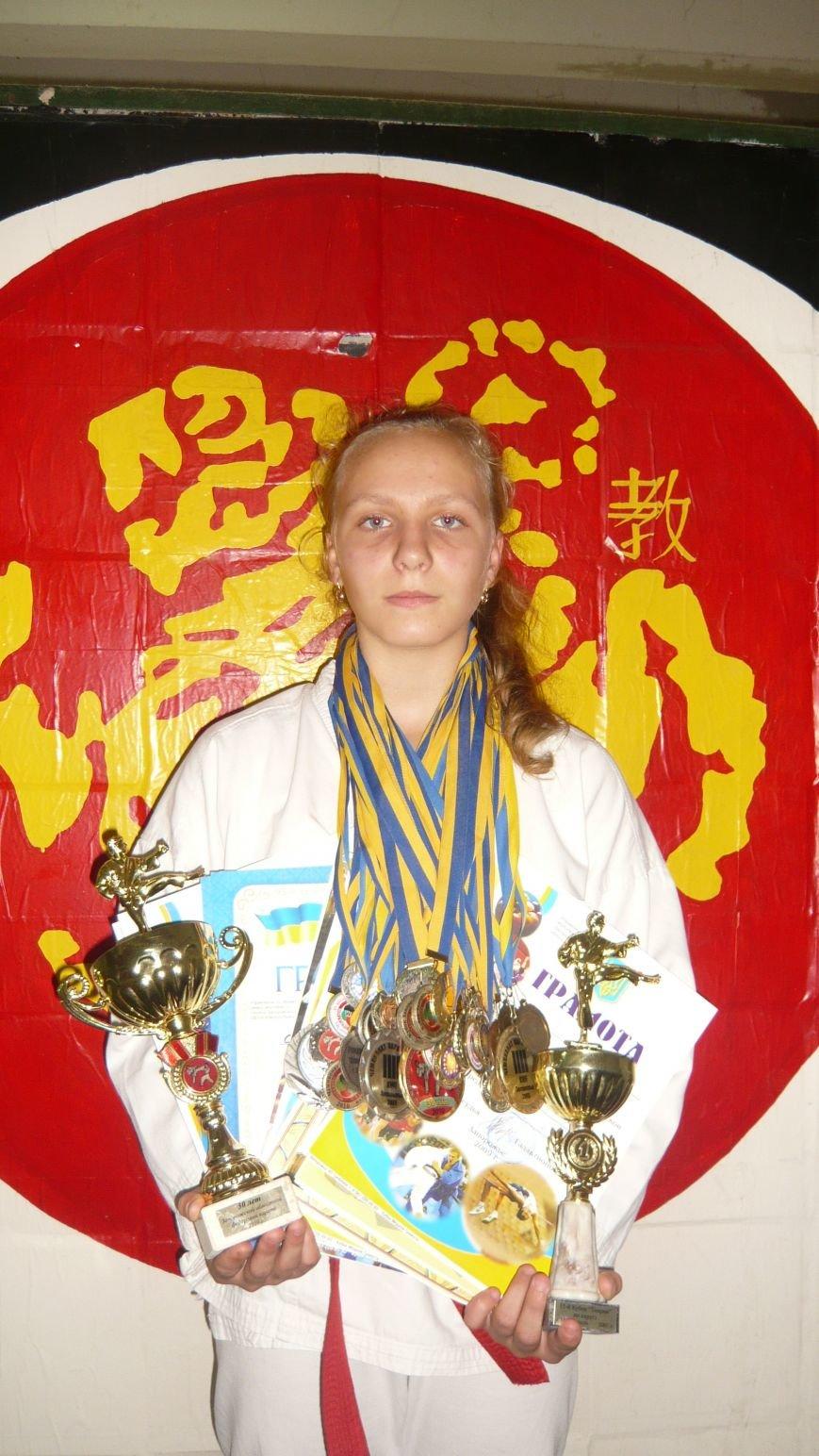 Мелитопольские каратисты показали себя на чемпионате Украины, фото-1