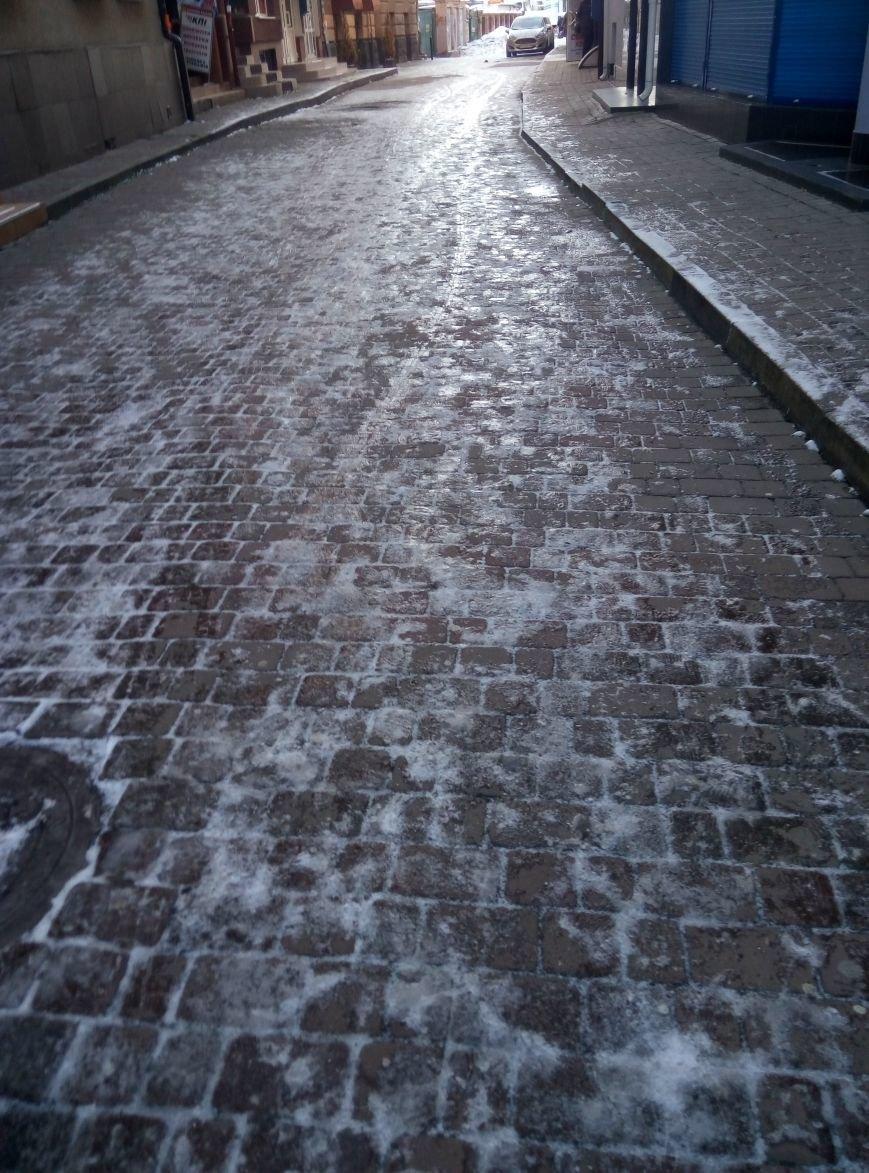 Крокуючи вулицями міста, франківці знову наражаються на травми (ФОТО), фото-3