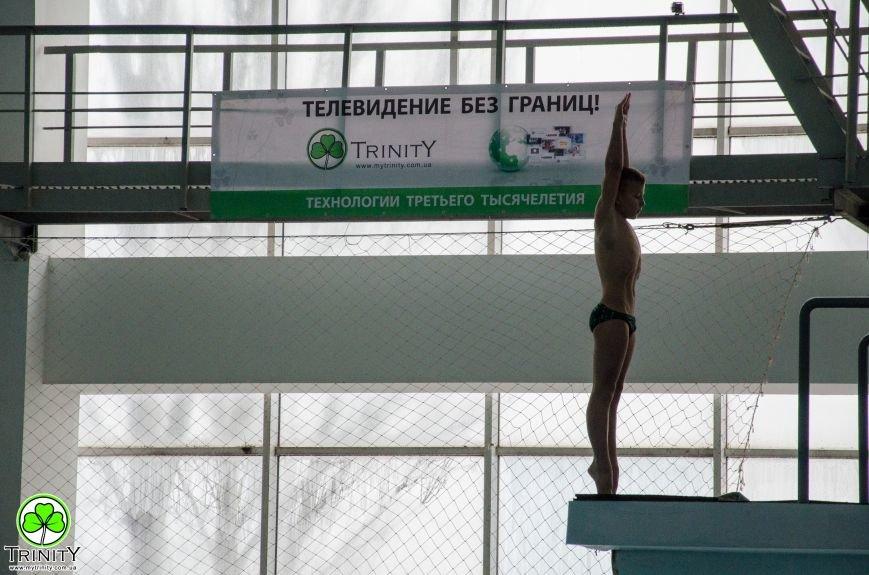 При поддержке компании TRINITY в Мариуполе состоялся чемпионат Украины по прыжкам в воду, фото-2