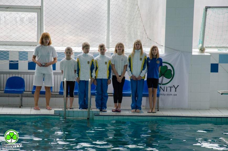 При поддержке компании TRINITY в Мариуполе состоялся чемпионат Украины по прыжкам в воду, фото-1