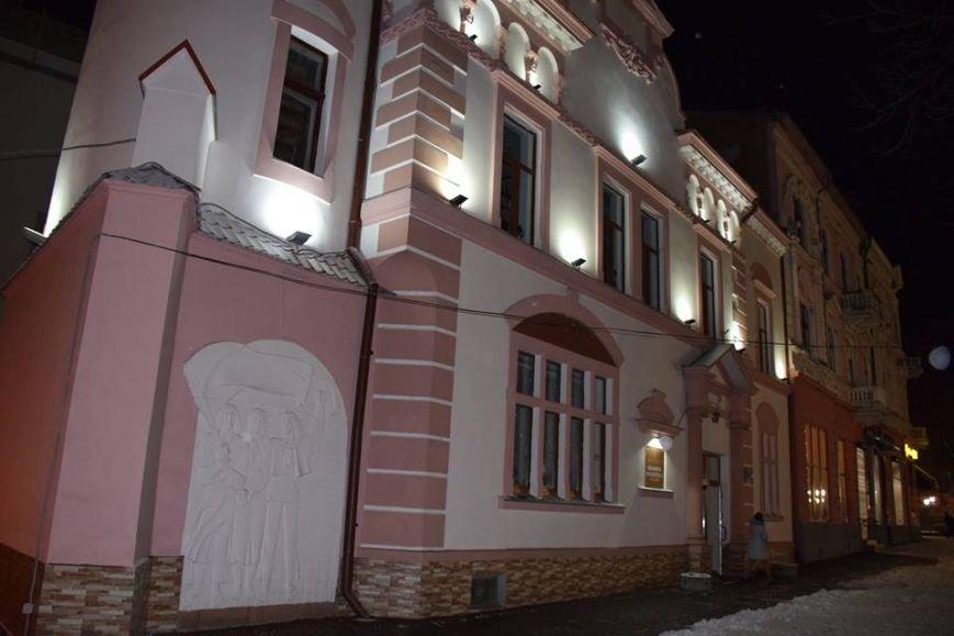 Чергова історична будівля міста отримала підсвітку (ФОТО), фото-1