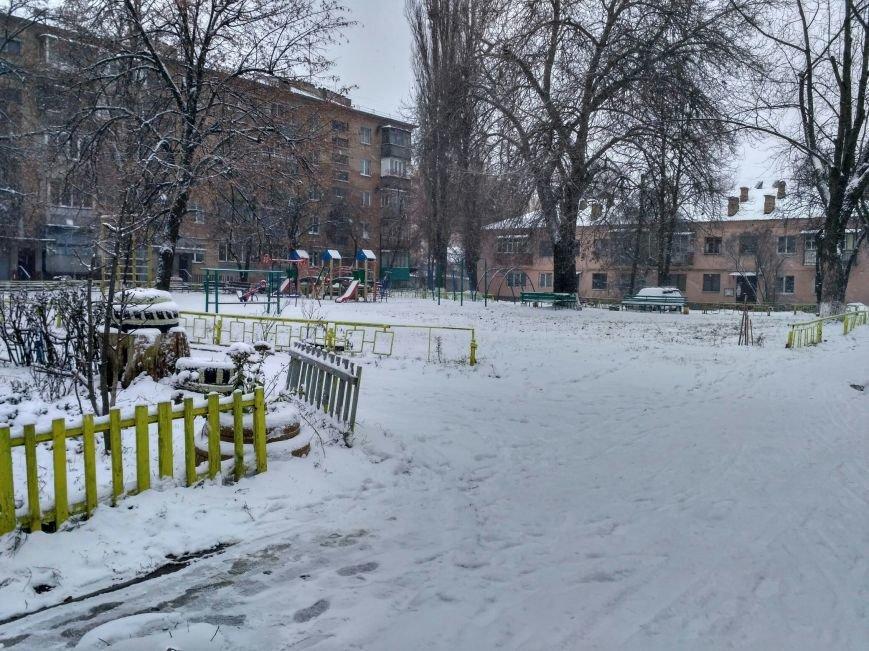 Неоднозначная уборка в Вишневом (ФОТОРЕПОРТАЖ), фото-3