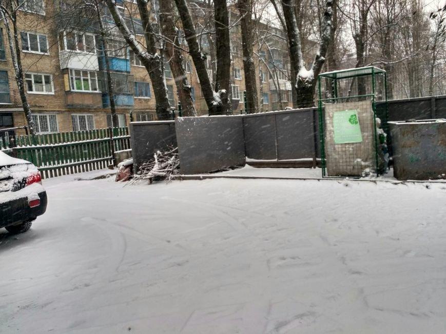Неоднозначная уборка в Вишневом (ФОТОРЕПОРТАЖ), фото-5